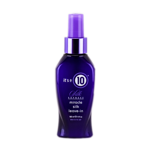 It's a 10 Silk Express Miracle Silk Leave-in Spray - 4 oz