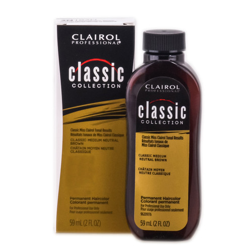 Clairol Professional Classic Collection Permanent Haircolor