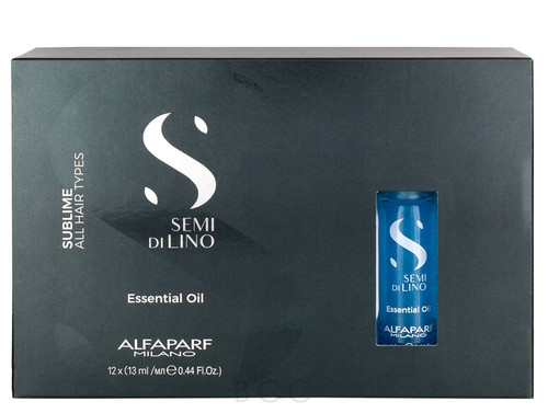 Alfaparf Semi Di Lino SUBLIME Diamond Illuminating Essential Oil