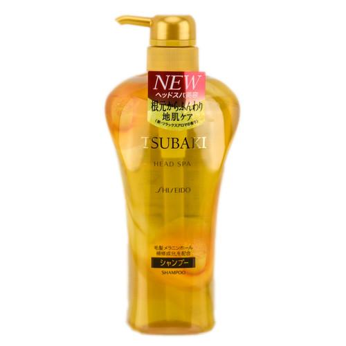 Shiseido Tsubaki Head Spa Shampoo