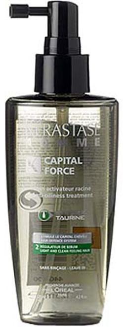 Kerastase Homme Capital Force Anti-Oiliness Treatment