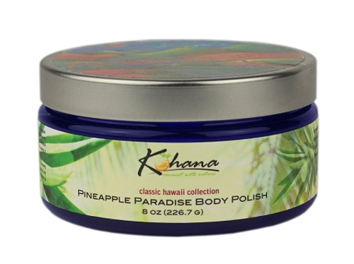 Kohana Pineapple Paradise Body Polish