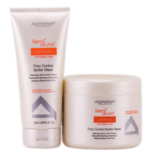 Alfaparf Semi Di Lino Discipline Frizz Control Butter Mask