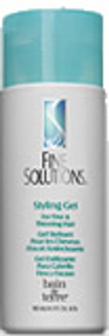 Bain de Terre Fine Solutions Styling Gel for Fine & Thinning Hair