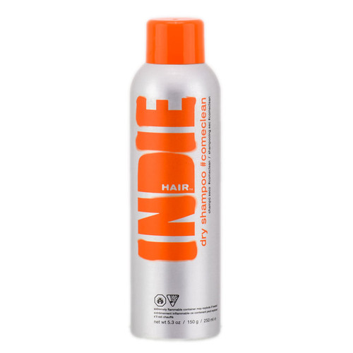 INDIE Hair Dry Shampoo #Comeclean