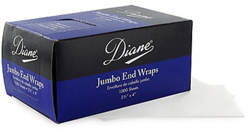 Diane Jumbo End Wraps Sheets