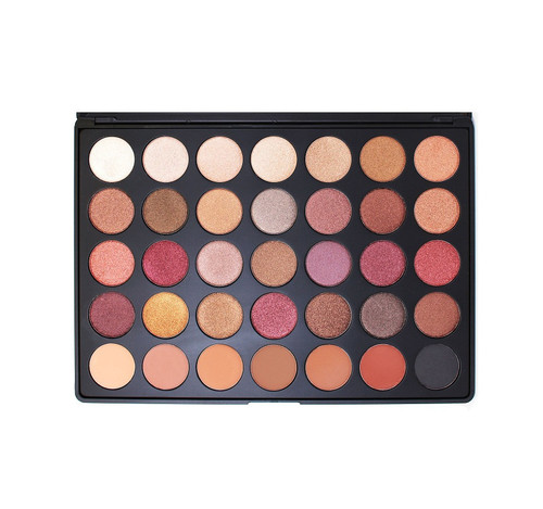 Morphe Fall Into Frost Eyeshadow Pallet - 35F
