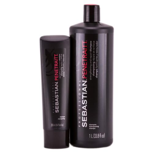 Sebastian Penetraitt Strengthening and Repair Shampoo
