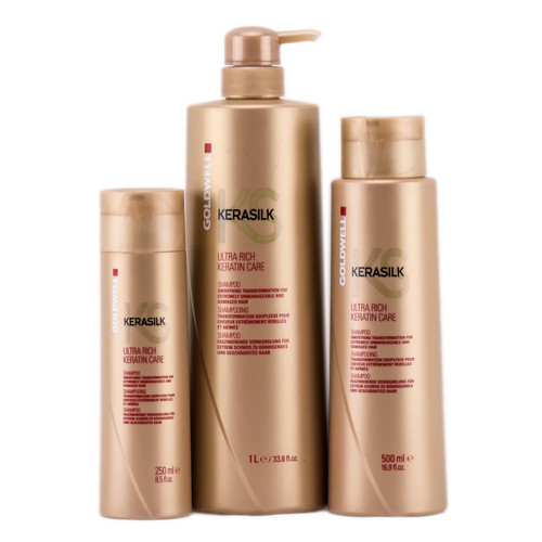 Goldwell Kerasilk Ultra Rich Keratin Care Shampoo