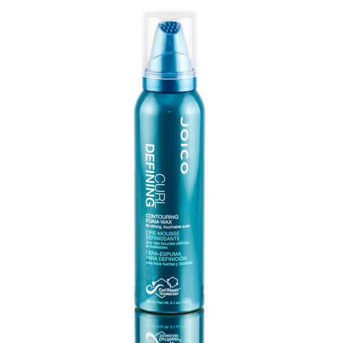 Joico Curl Defining Contouring Foam Wax for Curls