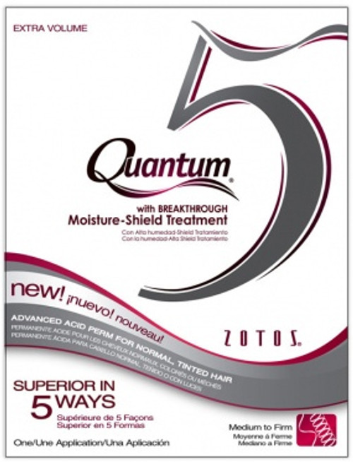 Quantum 5 Extra Volume Acid Perm