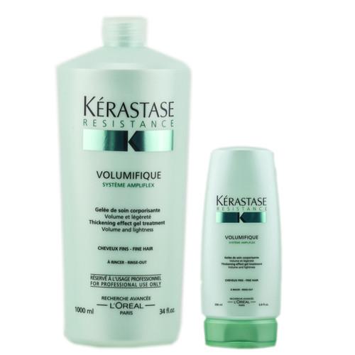Kerastase Resistance Volumifique Thickening Effect Gel Treatment
