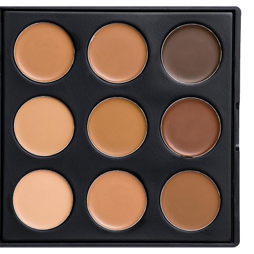 Morphe Color Warm Foundation Palette - 9FW