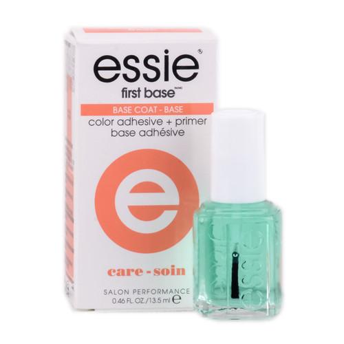 Base Coat: Essie First Base Coat & Base Care Soin