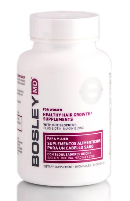 Bosley Healthy Hair Vitality Supplement - Women