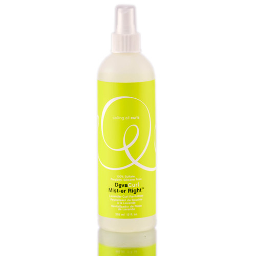 DevaCurl Mist-er Right - Herbal Cleansing Tonic