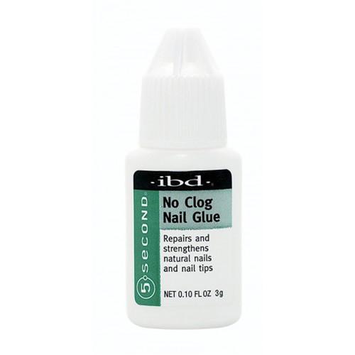 IBD 5 Second No Clog Nail Glue