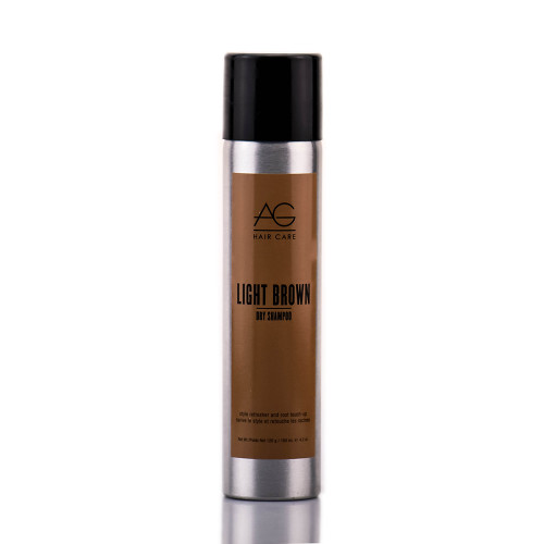 AG Hair Care Light Brown Dry Shampoo