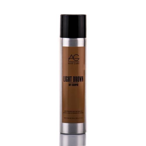 AG Hair Care Light Brown Dry Shampoo