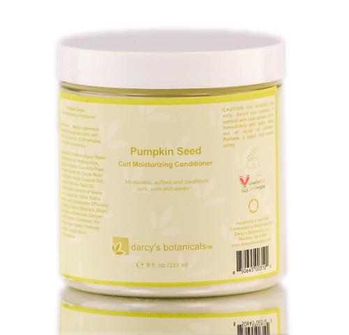 Darcy's Botanicals Pumpkin Seed Curl Moisturizing Conditioner