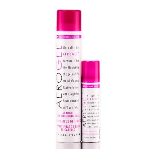 Tri Aerogel Hair FInishing Spray