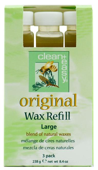 Clean+ Easy Pro Wax - Original Wax Refill