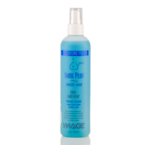 Image Shine Plus Firm Hairspray - Shine/Conditioning Holding Spray