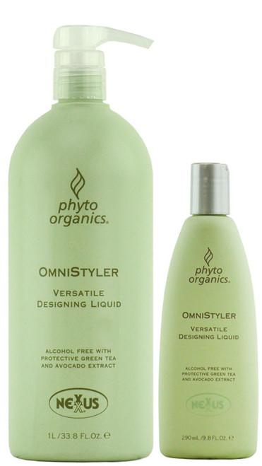 Nexxus Phyto Organics Omnistyler Versatile Designing Liquid 9 8 Oz