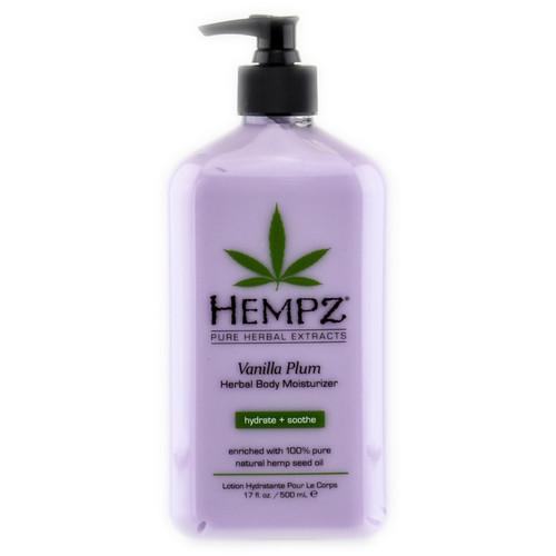 Hempz Vanilla Plum Herbal Body Moisturizer Lotion