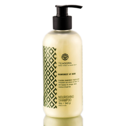 Teadora Rainforest At Dawn Nourishing Shampoo