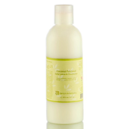 Darcy's Botanicals Coconut Patchouli Daily Leave-In Conditioner