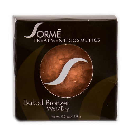 Sorme Baked Bronzer Wet / Dry Application