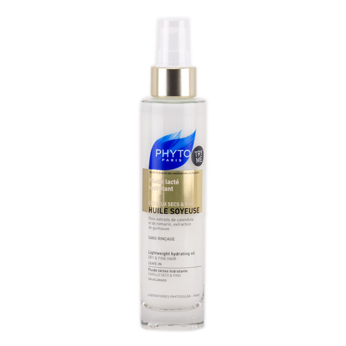 Phyto Huile Soyeuse Lightweight Hydrating Oil For Dry & Fine Hair