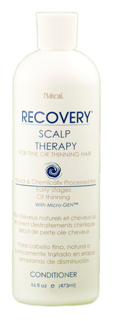 Nairobi Recovery Cleanser Shampoo For Fine Or Thinning Hair 16 Oz