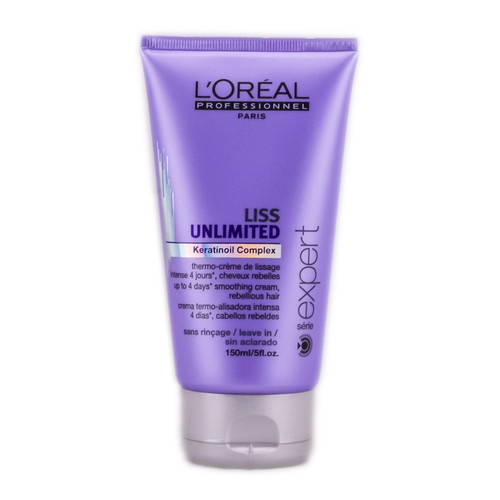 L'Oreal Serie Expert - Liss Unlimited Smoothing Cream