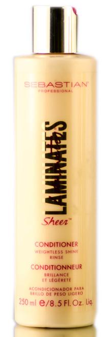 Sebastian Laminates Sheer Conditioner Weightless Shine Rinse