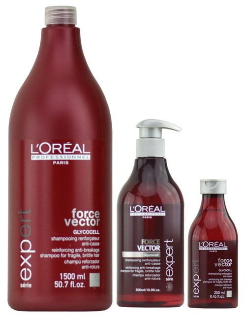 L'oreal Serie Expert Force Vector Shampoo