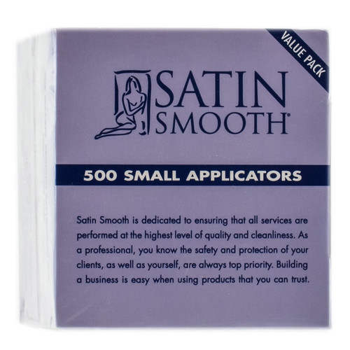 Satin Smooth Applicators Value Pack