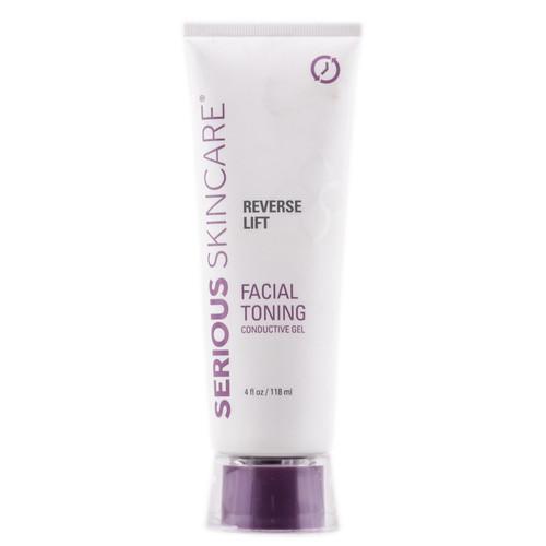 Serious Skincare Facial Toning Conductive Gel - 4 oz