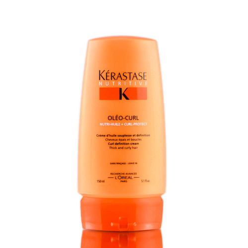 Kerastase Nutritive Oleo-Curl Curl Definition Cream for Thick Curly Hair
