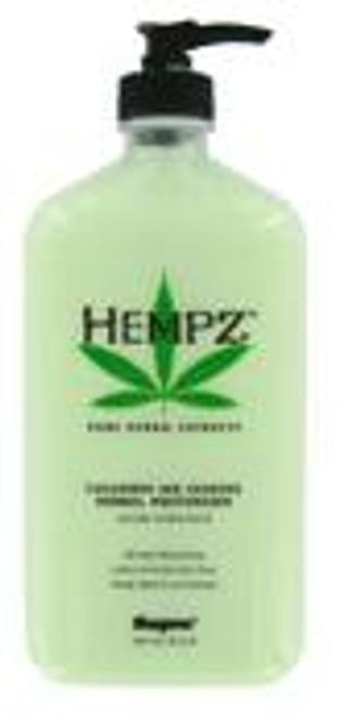 Hempz Cucumber and Jasmine Herbal Moisturizer Lotion