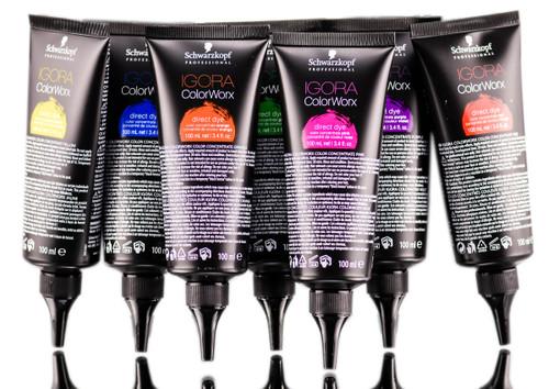 Schwarzkopf Igora ColorWorx Direct Dye