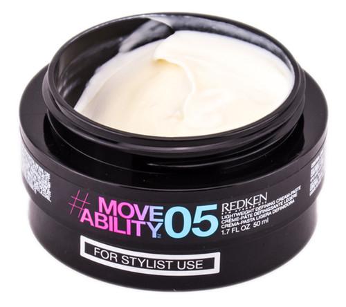 Redken Move Ablility 05 Lightweight Defining Cream Paste