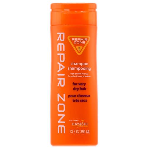 Hayashi Repair Zone Shampoo - For Very Dry Hair