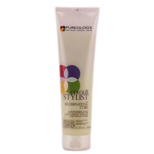Pureology Colour Stylist Illuminating Curl 24 Hour Shaping Lotion