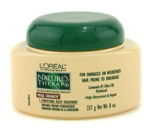 L'Oreal Nature's Therapy Mega Strength Fortifying Deep Treatment