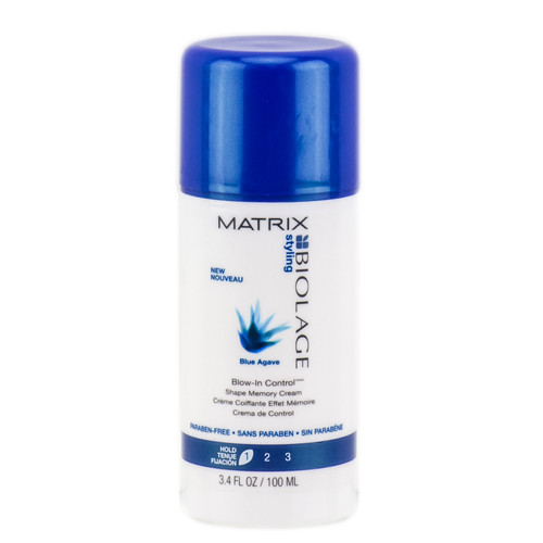 Matrix Biolage Styling Blue Agave - Blow-in Control Shaping Memory Cream