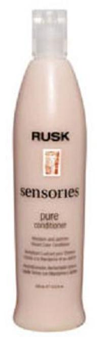 Rusk Pure Conditioner  - mandarin & jasmine vibrant color conditioner