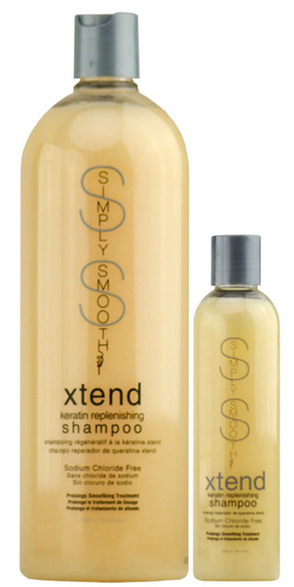Simply Smooth Xtend Keratin Replenishing Shampoo