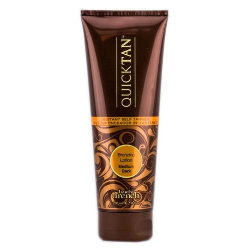 Body Drench Quick Tan Instant Self Tanner Bronzing Lotion